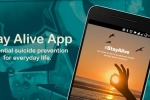 Stay Alive App Suicide Prevention